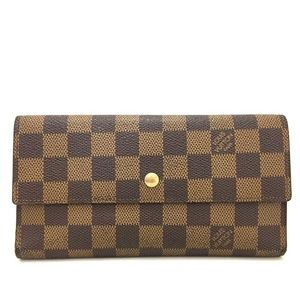 Louis Vuitton Damier Porte Tresor International wa